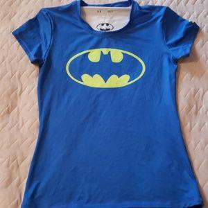Under Armour Batman Tech Shirt Size Small